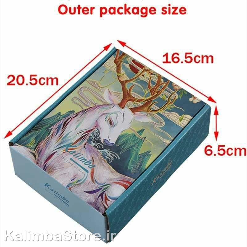 جعبه همراه کالیمبا موکارین
