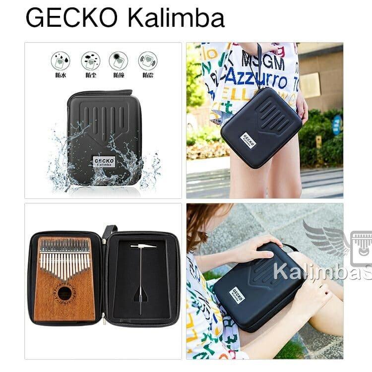 کیف همراه کالیمبا Gecko k17m