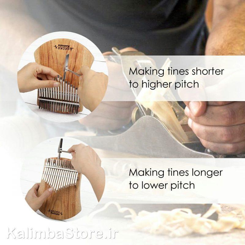 آموزش کوک کردن کالیمبا k17cas