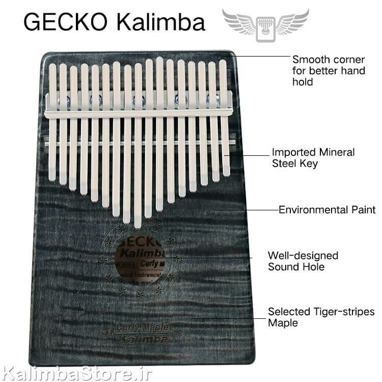 کالیمبا جکو مدل K17MCB